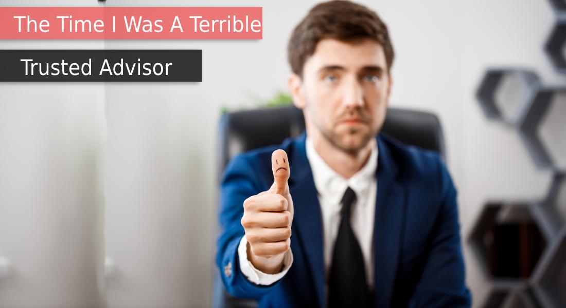 Trusted advisor internal audit